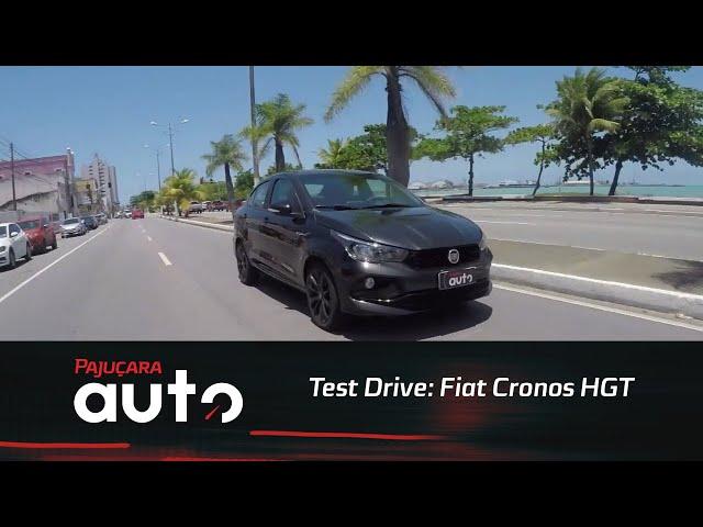 Test Drive: Fiat Cronos HGT