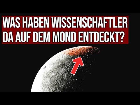 Was haben Wissenschaftler da auf dem Mond entdeckt?