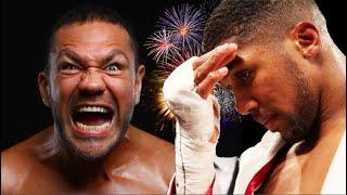 Kubrat Pulev calls Anthony Joshua ARROGANT for discussing Undisputed fight vs Tyson Fury!!