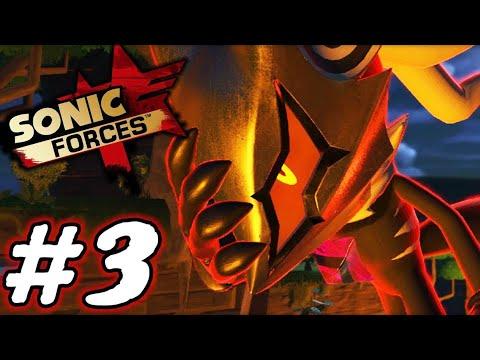 Sonic Forces Walkthrough #3 (HD)