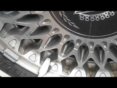How To Clean Rust Off Your Car's Rims