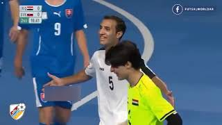 Youth Olympic Futsal Tournaments Buenos Aires 2018 - IRAQ x SLOVAKIA - Highlights