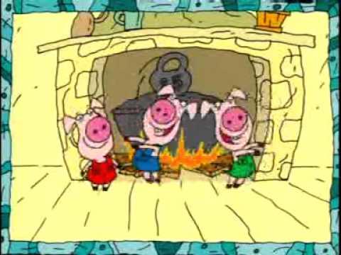 三 隻 小 豬 故事 英文 版