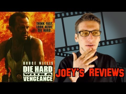 Joey's Reviews: Die Hard With A Vengeance