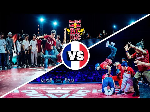 Battle Pro 2019 Final | Red Bull BC One All Stars vs. OBC Crew