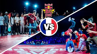 Red Bull BC One All Stars vs. OBC Crew - Finał Battle Pro 2019
