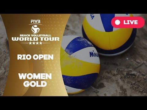 Rio 4-Star 2017 - Women/Men Gold - Beach Volleyball World Tour