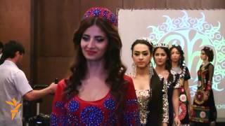 Tajik Fashion Week Showcases Home-Grown Styles