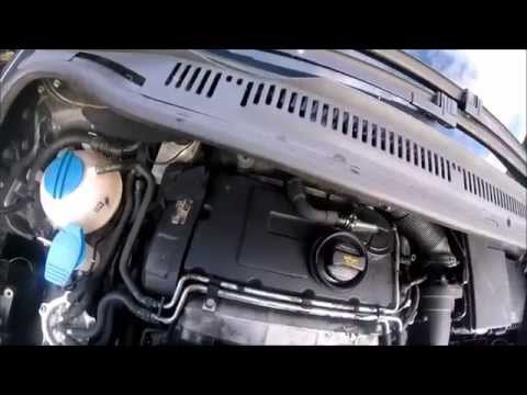 VW Emissions Workshop Light how to fix Touran 2.0 tdi engine