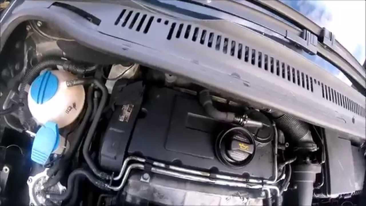 VW Emissions Workshop Light how to fix Touran 20 tdi