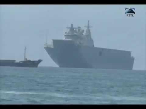 LHD Adelaide, naval diplomacy East Timor, IPE17