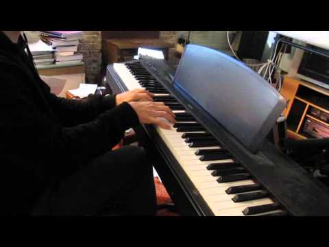 Avett Brothers I and Love and You Piano Cover