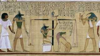 Judgement in the Presence of Osiris, Hunefer