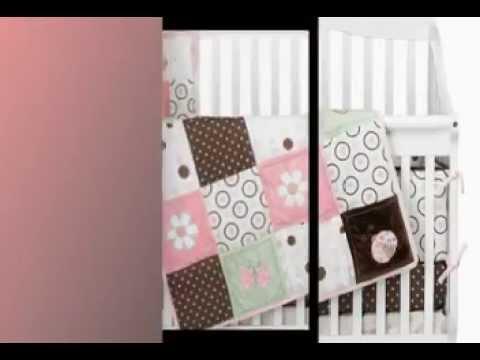 Nojo Ladybug Lullaby 6 Piece Crib Set:Great Baby Shower Gift