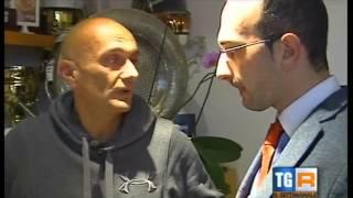 Intervista a Gabriele Tarquini - Gabriele Mastellarini per RAI TGR
