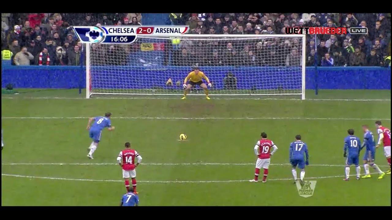 Chelsea FC vs. Arsenal London 2-1, Premier League, 20/01 ...