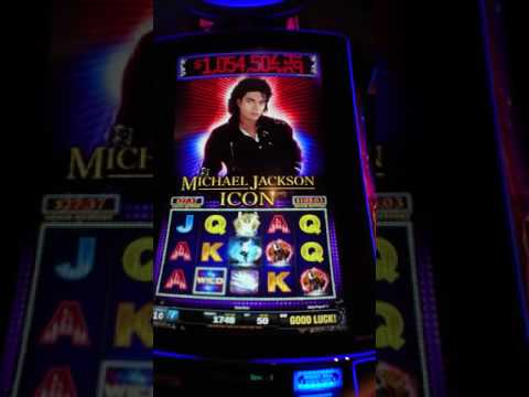 Michael Jackson Slot Machine Jackpot
