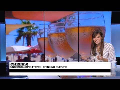 Vive l'apéro! Understanding French drinking culture