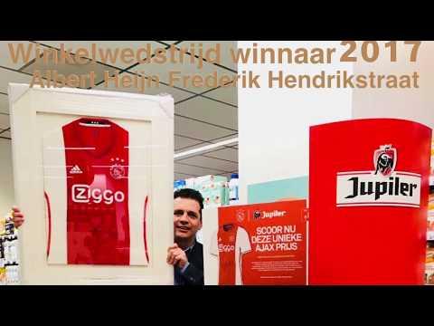 Albert Heijn Frederik Hendrikstraat Winkelwedstrijd Winnaar 2017