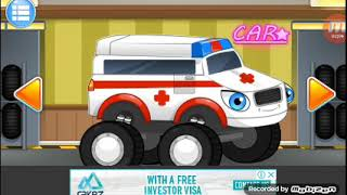 Kids car puzzle game 2019 funny video