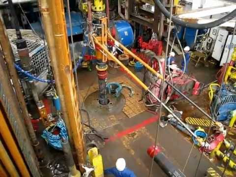 1 Actual Casing Drilling Offshore