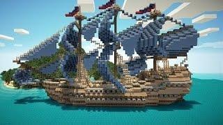 видео: Minecraft-Морской бой Новая Эра #1  Начало