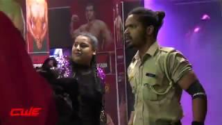 CWE |Pandey & Simran Vs Parul & Reeta