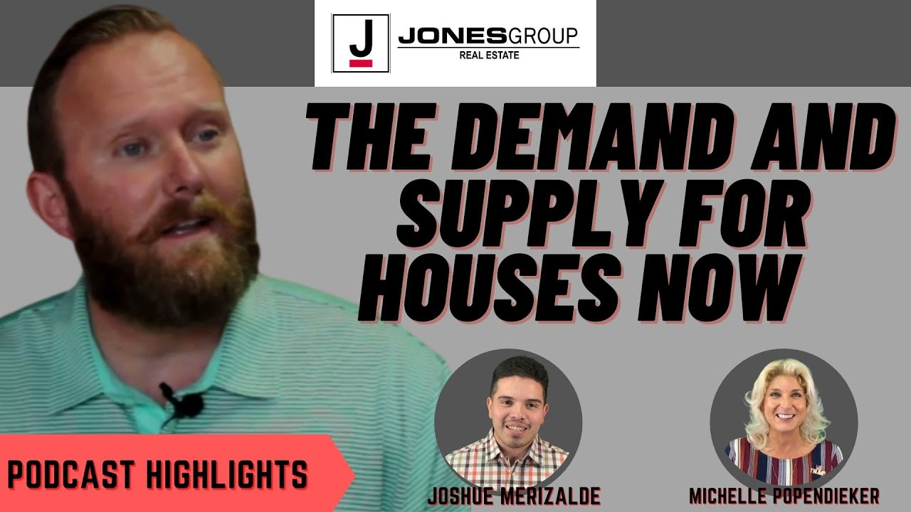 HOW MANY PROPERTIES ARE NOW AVAILABLE ON THE MARKET   JARED JONES   PODCAST HIGHLIGHTS