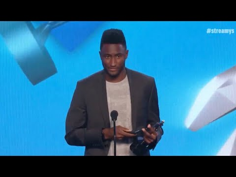 Marques Brownlee Wins The Award For Technology | Streamy Awards 2019