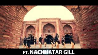 RISK | OFFICIAL PROMO | DJ SANJ FT NACHHATAR GILL | BAD BOYZ