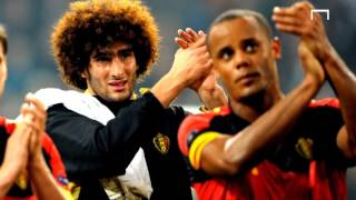 Fellaini: Hazard will show what he can do in France