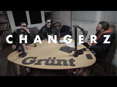 Youtube: Grünt Entretien: Changerz