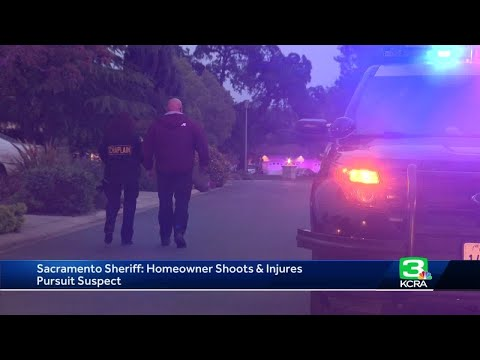 Sac County homeowner shoots suspect who led officers on chase