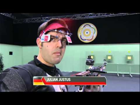 Чемпионат Европы-2016: пневматическая винтовка, мужчины (трансляция на Матч!Арена)