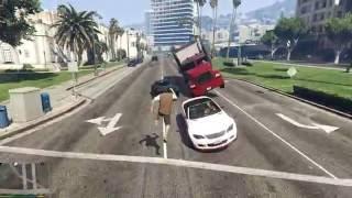 GTA 5 - Khi Cả Thế Giới Cùng Nhảy (GTA 5 Funny Moments)