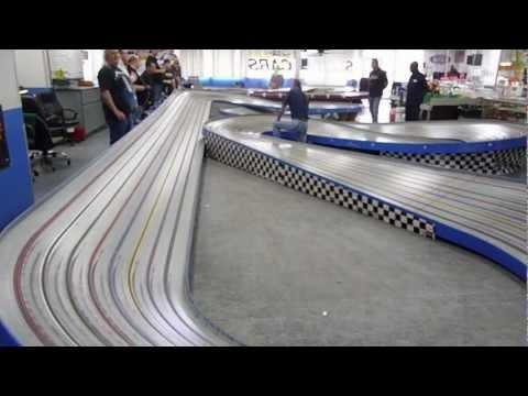 Wing Slot Car racing
