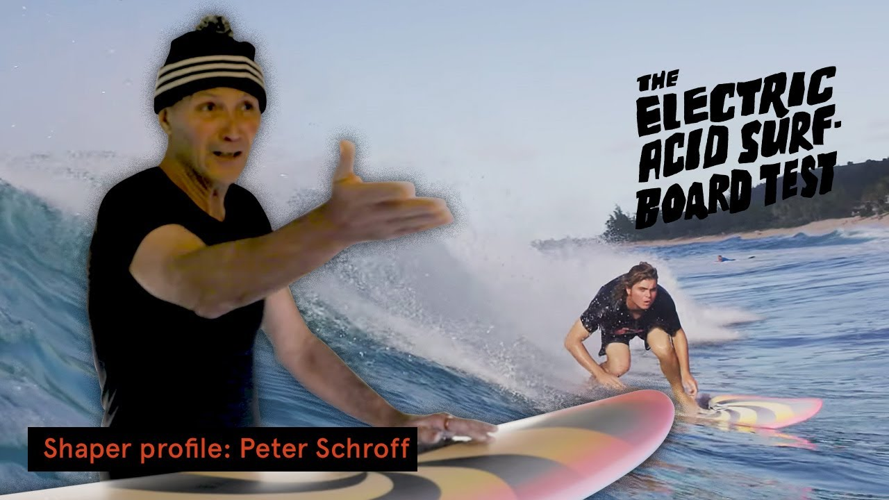 Download Noa Deane Loved THIS Board?!   EAST Shaper Profile: Peter Schroff