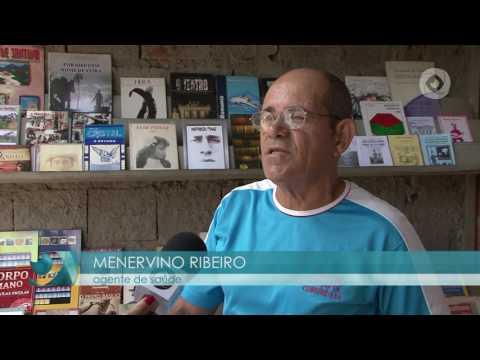 Projeto Saber Brasil: educador constrói biblioteca comunitária