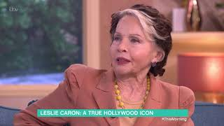 Leslie Caron on 'The Durrells' | This Morning