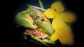 Chinese Stuffed Peppers With Pork (Chinese Style Cooking Recipe)
