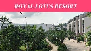 Du lịch  Vịnh Hạ Long- Royal Lotus Resort  đẹp tuyệt vời !// Cuộc Sống Canada- Vợ Việt Chồng Tây