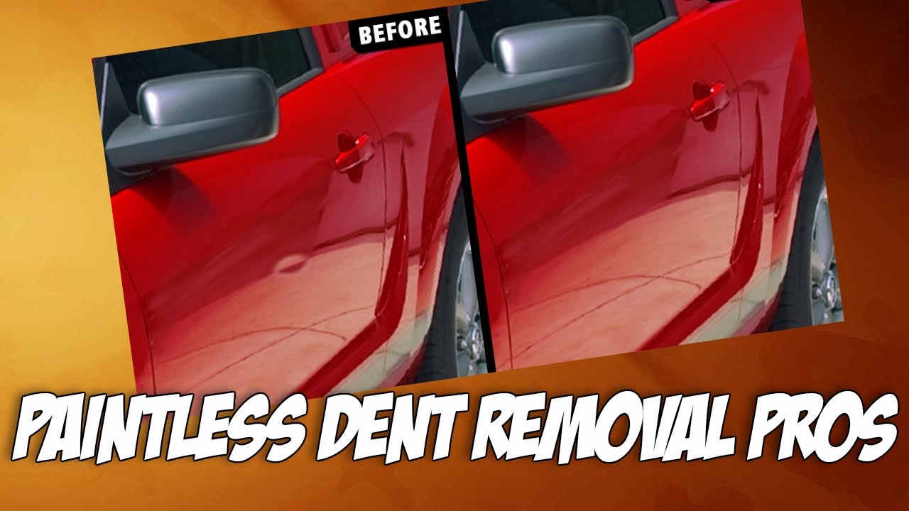 Auto Dent Removal Paintless Dent Removal Werribee Car Dent Repair Experts Youtube