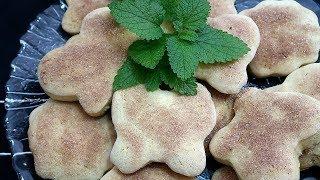 Печенье домашнее на сметане  Вкуснотища, пальчики оближешь