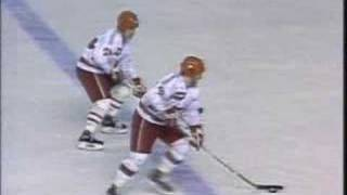 Canada Cup 1987 Second Game Goals - Canada vs. USSR