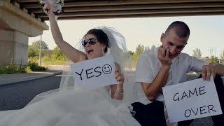 Обзорный клип свадьбы. Аня и Женя. Запорожье