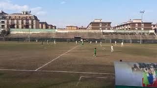 Sparta Novara - Vogogna 2-3