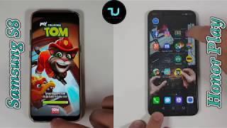 Honor Play vs Samsung S8 Speed test/Comparison/Exynos 8 vs Kirin 970