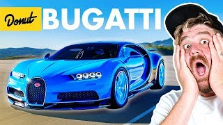 BUGATTI - Everything You Need to Know | Up to Speed