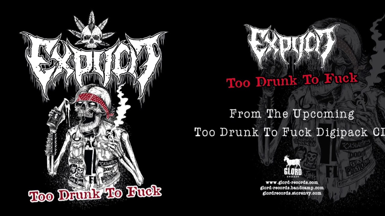 too prey Drunk fuck