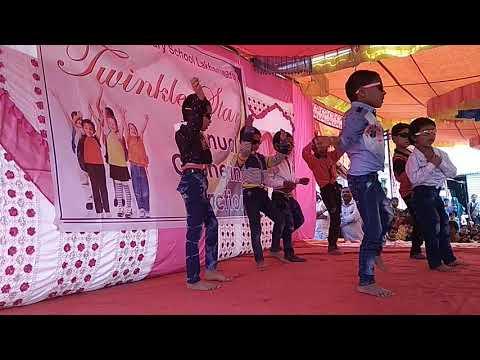 Annual Function Gadring Dance Dilwale Movie Song Tukur Tukur